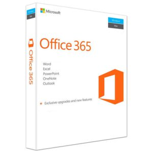 Microsoft Office 365 Live Lifetime Account for 5 PC/Mac/Android